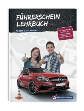 Führerschein Lehrbuch Klasse B, BE, AM und L von Fahrschülern empfohlen