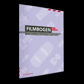 Filmbogen mit Führerscheinfragen
