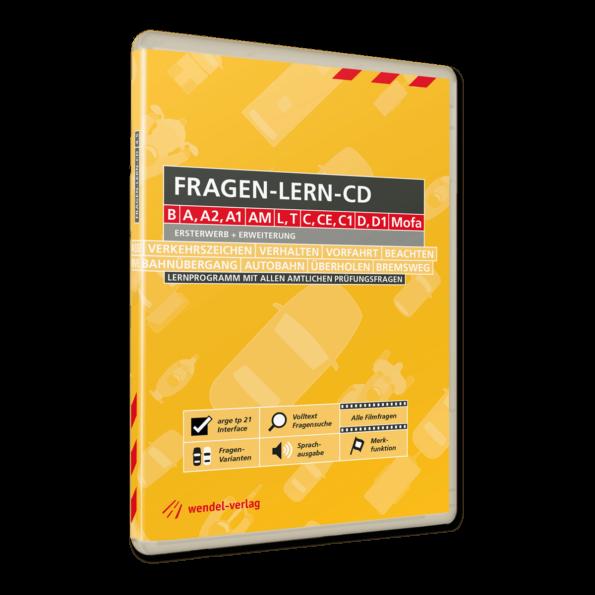 Fragen-Lern-CD für alle Klassen