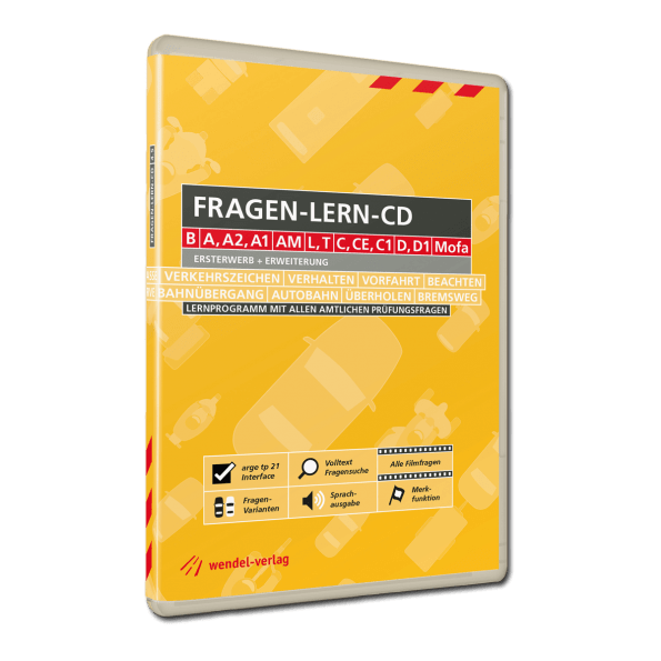 Fragen-Lern-CD
