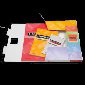 kompakte Set für Führerschein klasse B auf Papier