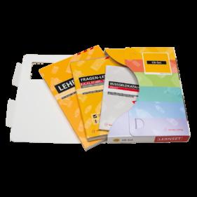 Lernset mit Lehrbuch, Lern-CD und Bussgeldkatalog