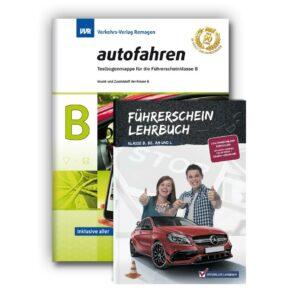 Klasse B Lehrbuch mit Prüfungsbögen
