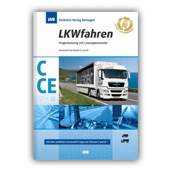 "Fragenkatalog ""LKWfahren"" C/CE"
