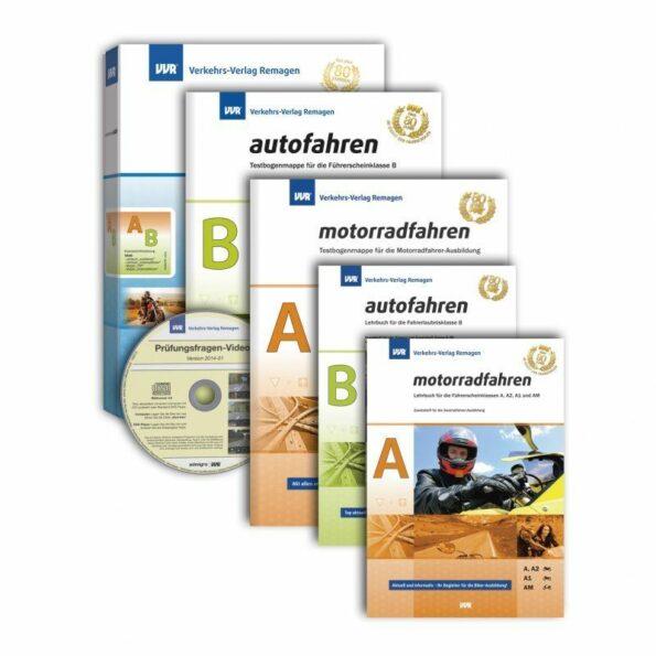 Big-Box – Klasse B + A/A2/A1 inkl. Video-CD